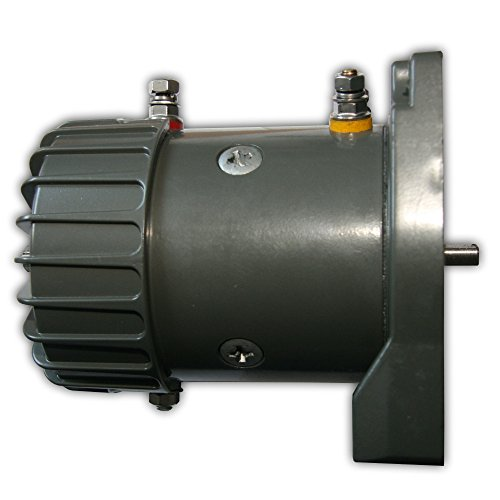 Ersatzmotor Elektrische Seilwinde Winde Motor Ersatzteile 13000LB 5,9T 24Volt