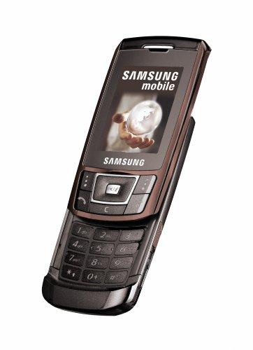 Samsung SGH-D900i Espresso Brown