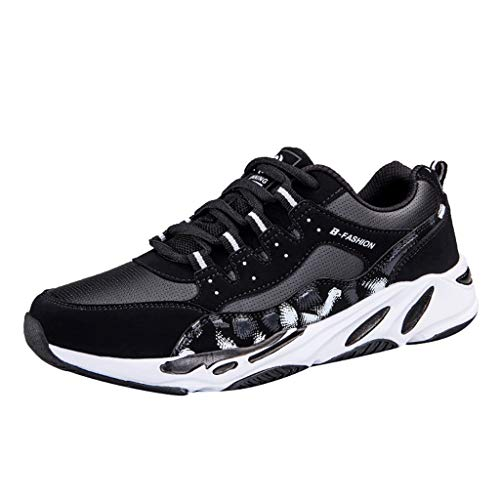 Bluestercool Chaussures de Randonnée Homme Sneakers Trekking Garçon Bottes et Boots pour Marche et Trekking Chaussures de Respirantes Sport Multisports Outdoor Baskets Running Shoes