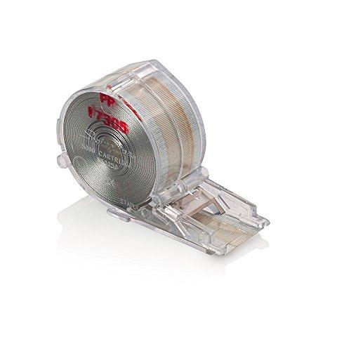 "Swingline Standard Staple Cartridge, 5,000 Staples per Cartridge, 1/4"" Leg Length, Jam Free, for Swingline Stapler Heavy Duty, Perfect for Home Office Supplies & Desktop, 30 Sheet Capacity (50050)"