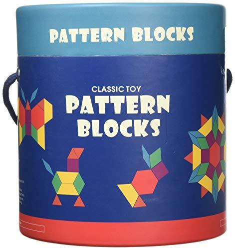 パターンブロック パズル つみき 図形 幼児 250ピース 知育玩具 MiDeer ミディア