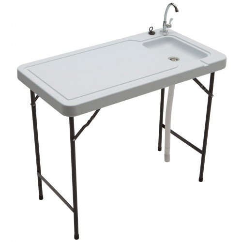 Tricam All Purpose Game and Fish Cleaning Table MT2M