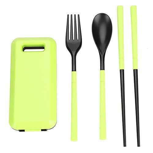 VGEBY1 Flatware Set, Servies Bestek Picknick Camping Vork Lepel Chopstick Set Keuken Gebruiksvoorwerp Set Service
