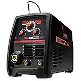 HelviLITE 99820055 - Soldador inverter multiproceso MultiMaker 192 sin gas con accesorios, 230 V, negro