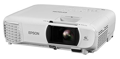 【旧モデル】EPSON dreamio ホームプロジェクター 3100ルーメン 15000:1 1080P フルHD 無線LAN内蔵 EH-TW650