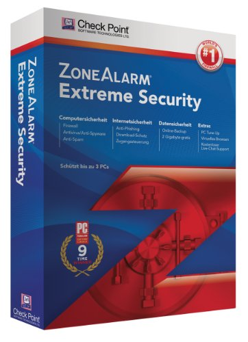 ZoneAlarm Extreme Security 2012