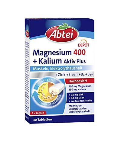 Abtei -   Magnesium Kalium