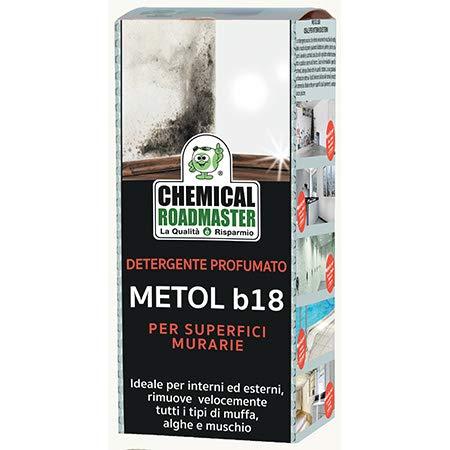 Metol b18 antimuffa detergente profumato spray 500 ml