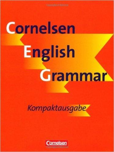 Cornelsen English Grammar - Kompaktausgabe: Grammatik (Englisch) ( 1. Juli 2003 )
