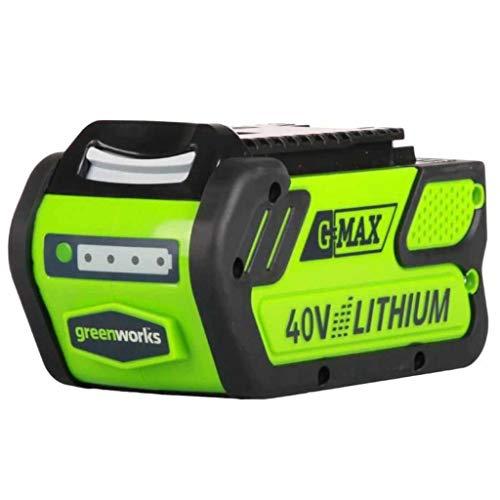 Greenworks Tools 29727 - Batería para herramienta, 40V 4 Ah, color verde