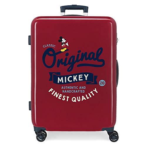 Disney Mickey Original Medium Suitcase, 48 x 68 x 26 cm