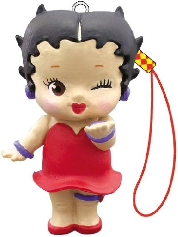 Netsuke Warteschlange Johannes (Betty Boop) (Japan-Import)
