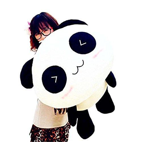 bjduck99 Kawaii Cute Plush Doll Toy Animal Giant Panda Pillow Soft Stuffed Bolster Gift