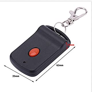 Refaxi 315MHZ 1 Button Garage Door Wireless Remote Control Transmitter Gate Opener