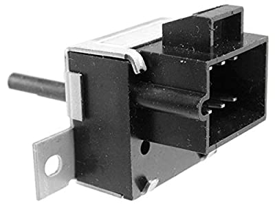 WVE by NTK 1S1414 HVAC Blower Control Switch