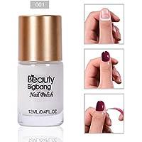 BEAUTYBIGBANG - Cinta de látex líquido para uñas y cutículas, protector de piel para manicura de 12 ml