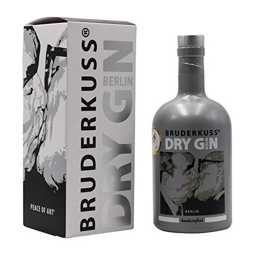 Bruderkuss Gin Dry Gin 0,5L (46% Vol.)