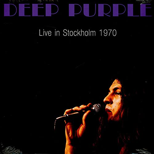 Deep Purple: Live In Stockholm 1970 [Vinyl LP] (Vinyl (Live))
