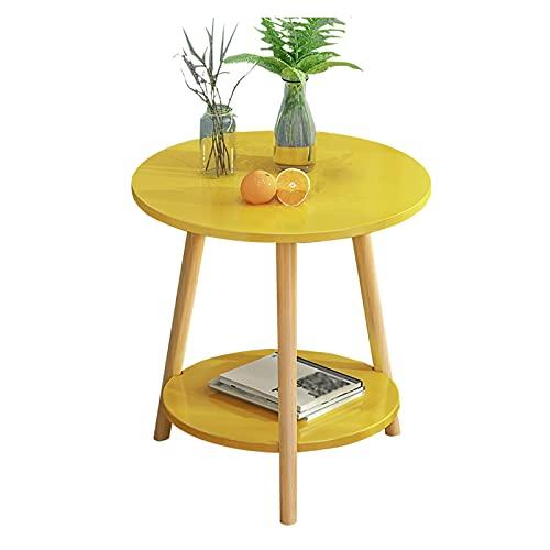 Sofá Mesa de Café Mesa lateral, mesa de centro moderna minimalista mesa...