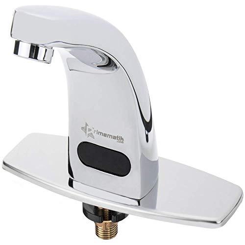 PrimeMatik - Grifo automático con Sensor infrarrojo Ovalado