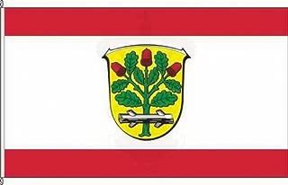Flagge und Fahne 30 x 45cm K/önigsbanner Autoflagge Zehdenick