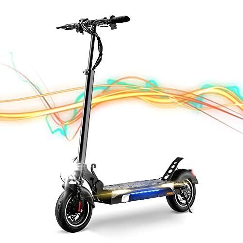 Electric Scooter T4(iX4) ,500W Motor, Fast Speed 45km/h,13Ah Li-Ion...