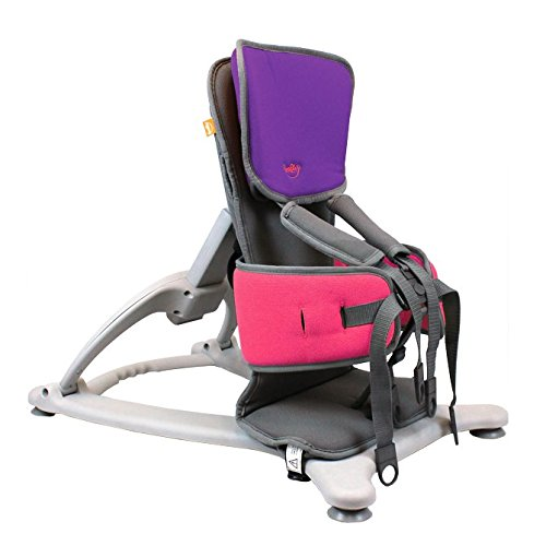 Best Prices! Firefly by Leckey GoTo Postural Support Seat - Lightweight Portable Supportive Seat for...