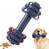 g.c giocattoli da masticare per cani indistruttibili, resistente ai morsi, giochi per cani interattivi giocattolo per medio grande cani