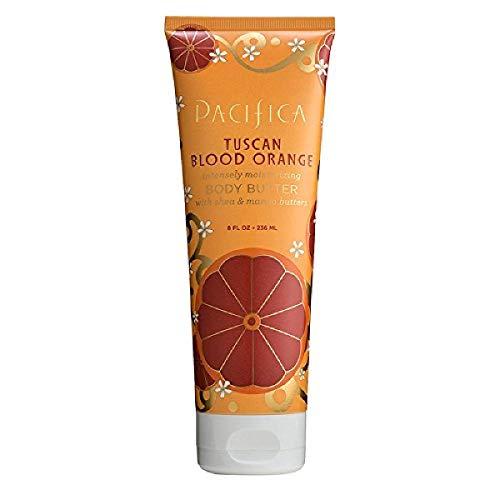Pacifica - Orange Sanguine De Toscane - Beurre Corporel Hydratant - 236 ML