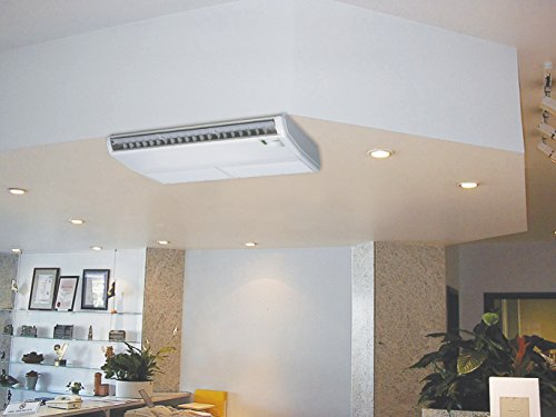 YMGI Dual Zone - 48000 4 Ton 21 SEER BTU 4 Ton Ceiling Suspension of Floor Mount Ductless Mini Split Air Conditioner with Heat Pump for Home, Hotel