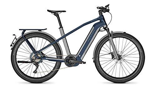 """Kalkhoff Endeavour 7.B Excite 45 Bosch Speed Elektro Bike 2020 (27.5"""" Herren Diamant L/53cm, Jetgrey/Sydneyblue Matt)"""