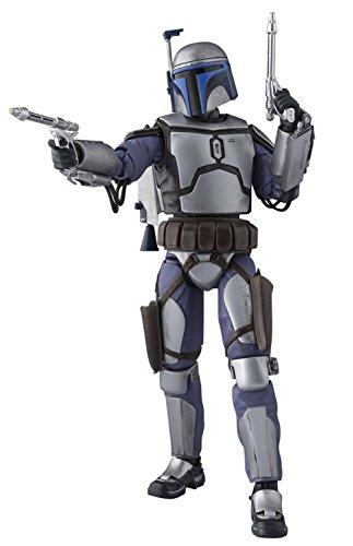 Star Wars Episode II - Attack of the Clones - Jango Fett [SH Figuarts][Importación Japonesa]