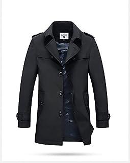 トレンチコート メンズ 春秋 ロングコート テーラードジャケット 上質 バーバリー ツイル