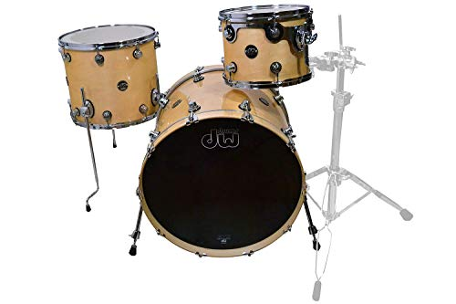DW Performance Lacquer Shellset - Lacquer Custom Natural