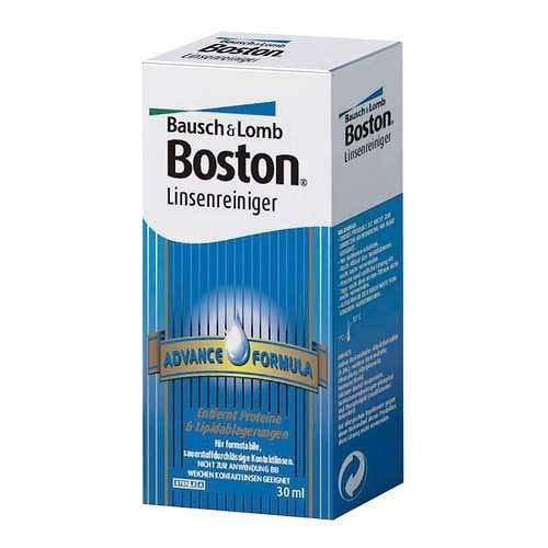 Bausch & Lomb Boston Advance Kontaktlinsenreiniger, 1er Pack (1 x 30 ml)