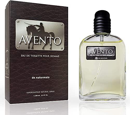 PROFUMO UOMO EQUIVALENTE E COMPATIBILE | Fragranza Avento de Naturmais ispirato alla fragranza AVENTUS | Eau De Toilette 100ml (AVENTO)