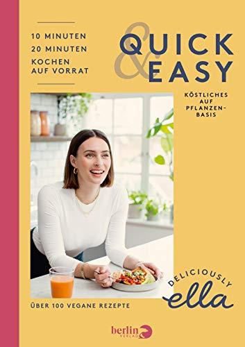 Quick & Easy: Köstliches auf Pflanzenbasis
