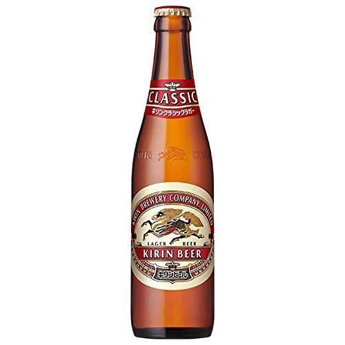 ビール キリン クラシックラガー 小瓶 334ml 30本 1ケース プラケース配送