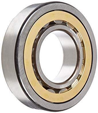 URB NJ316M Cylindrical Roller Bearing, 4.44 mm ID, 39 mm OD 80 mm Width