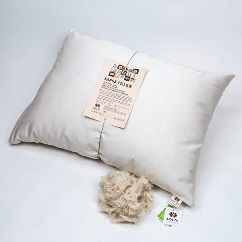 Sachi Organics Kapok Bed Pillow