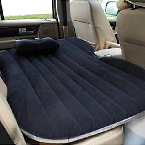 N-B Sofá inflable inflable de aire colchón de viaje universal asiento trasero multifuncional sofá almohada exterior camping Mat
