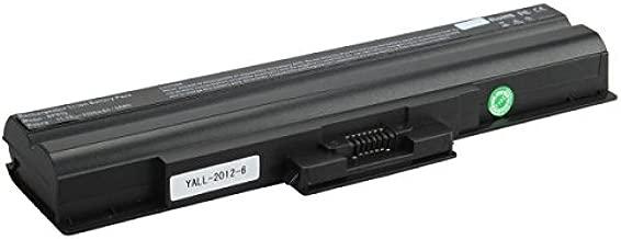 NextCell 6-Cell Battery for Sony VGP-BPS13B VGP-BPS13B/Q VAIO VPCCW21FX VPCF12AFM VPCF1390X VPCYB33KX VGN-FW351J VGN-FW490 VGN-CS110E VGN-FW140E/W VGN-FW290 VGN-FW351J VGNFW590F3B