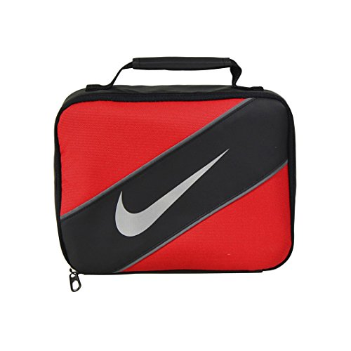 Nike Contrast Insulated Reflective University Red Tote Lunch Bag