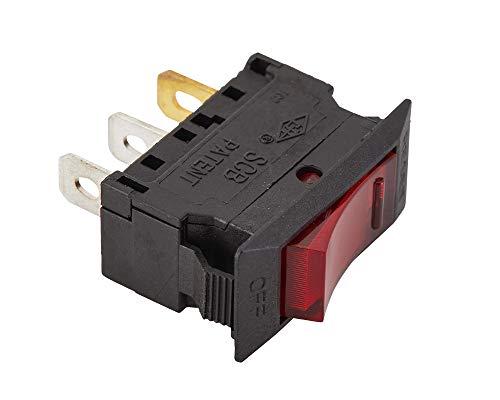 Razor E90 - Trikke E2 - Interruptor de encendido y apagado PowerRider