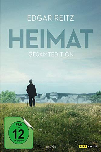 Die Heimat Trilogie - Gesamtedition (20 DVDs)