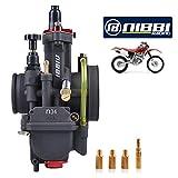 Uzinb Carb 50cc 70cc 90cc 110cc 125cc Motocicleta ATV Bici de la Suciedad del carburador W//Filtro de Aire Accesorios de Motos