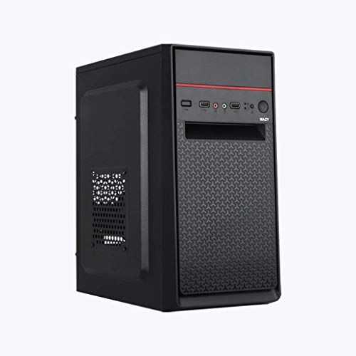 kharidiyebasic Assembled Computer Ryzen 3 3200G Processor with 8GB RAM, A320 Motherboard with M.2 (1TB HDD)