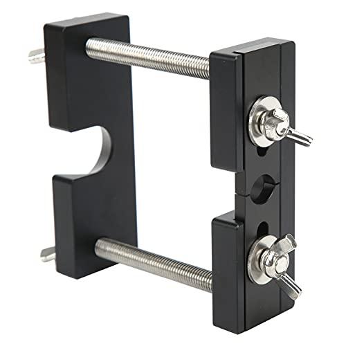 Einstellbares Umarmungswerkzeug, Mundstückabzieher-Entferner Einfach zu bedienen Einstellbar Praktisch für Tenorhorn(black)