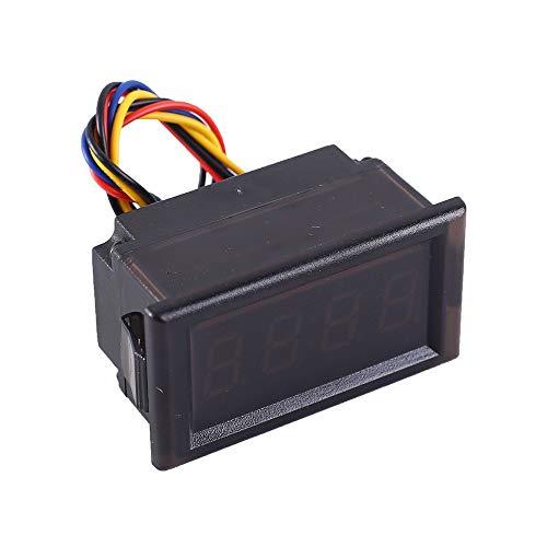 Mini LED Digital Reloj Electrónico De Tiempo 24 Horas LED de control...