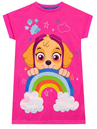 PAW PATROL Mädchen Nachthemden Rosa 110